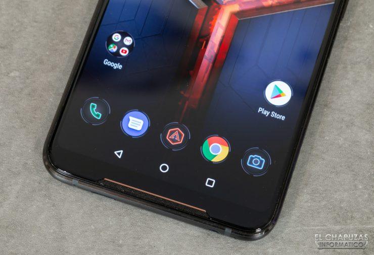 Asus ROG Phone II - Pantalla 2