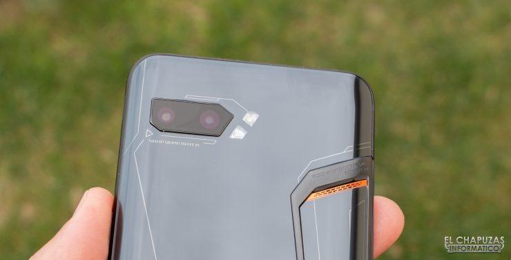Asus ROG Phone II - Cámara trasera