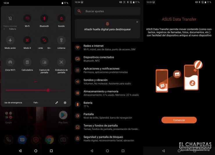Asus ROG Phone II - Software 2