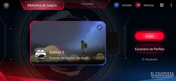 Asus ROG Phone II - Software 3