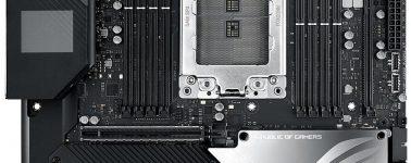 Asus ROG Zenith II Extreme Alpha: Placa base tope de gama para los Ryzen Threadripper