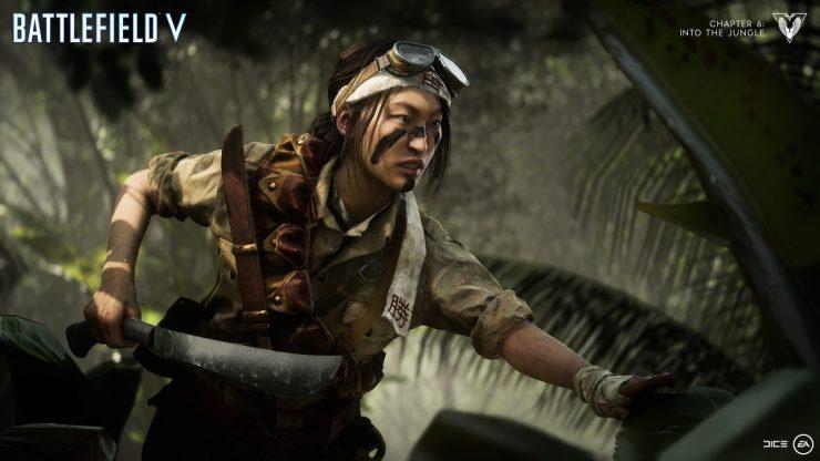 Battlefield V: En la Jungla