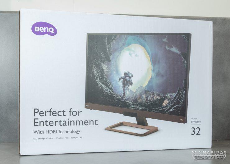 BenQ EW3280U - Embalaje 1