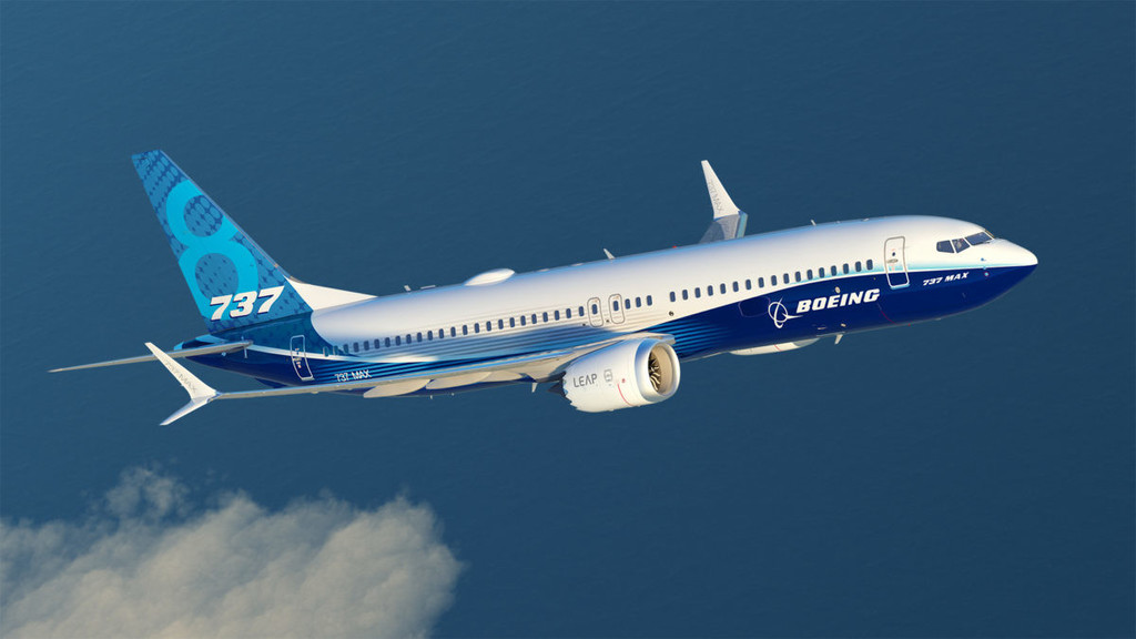 Boeing 737 Max 1
