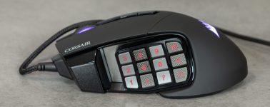 Review: Corsair Scimitar RGB Elite