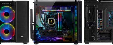 Corsair Vengeance 6100 Series: La compañía lanza su propio sobremesa con CPUs AMD Ryzen