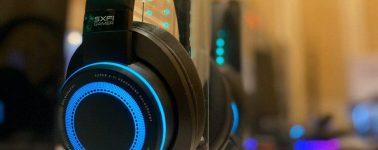 Creative SXFI GAMER: Auriculares gaming con tecnología holográfica Super X-Fi