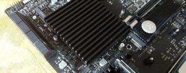 El modder DerRuehrer crea un disipador pasivo para el chipset AMD X570
