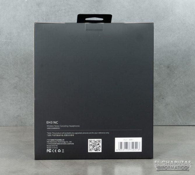 FiiO EH3 NC - Embalaje 2