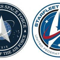 La Fuerza Espacial de los Estados Unidos ya tiene su logo, y se parece al de Star Trek