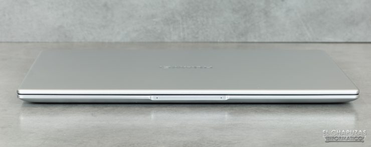 Huawei MateBook D 15 - Margen frontal
