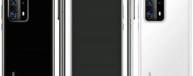 Huawei P40 Pro Premium filtrado, ofrecerá un zoom óptico de 10x aumentos