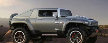 General Motors revivirá al Hummer como un nuevo vehículo eléctrico