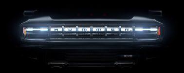 El Hummer eléctrico tendrá 1000 CV de potencia, se muestra su primera imagen