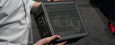 Intel NUC 9 Extreme: Hasta un Core i9 con una gráfica dedicada en un chasis de 5 litros