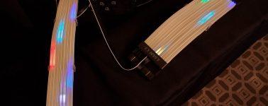 Lian Li Strimer Plus: Los nuevos y mejorados cables de alimentación con iluminación RGB