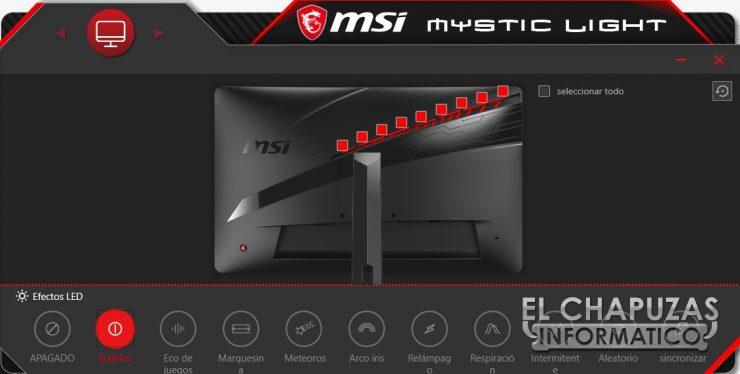 MSI Optix MAG272CQR - Software 8