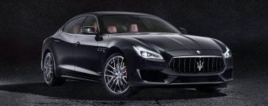 Maserati podría presentar su primer coche híbrido el 21 de Abril