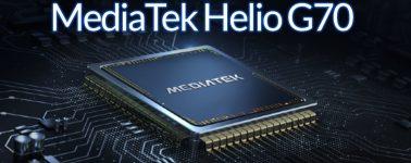 MediaTek Helio G70: El SoC que permitirá la llegada de los smartphones gaming económicos
