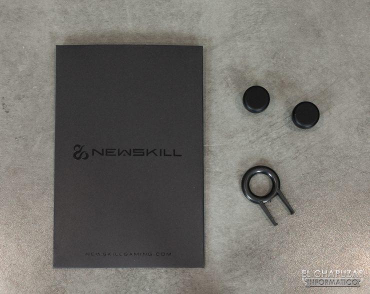Newskill Serike TKL - Accesorios 1