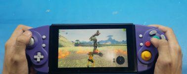 Un YouTuber convierte el mando de la GameCube en Joy-Cons para la Nintendo Switch