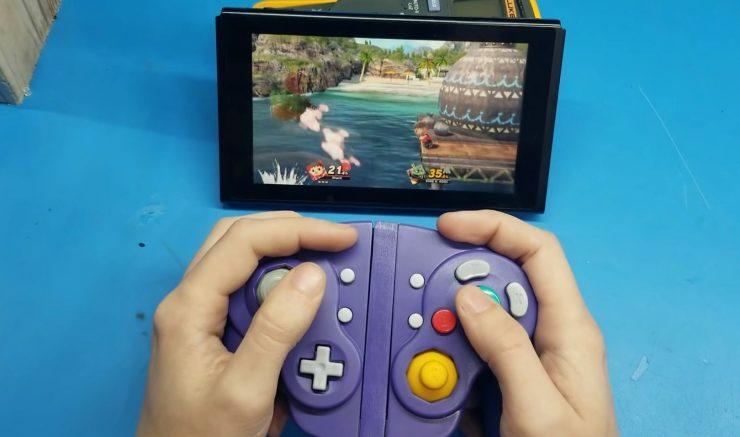 Nintendo Switch GameCube Joy-Cons