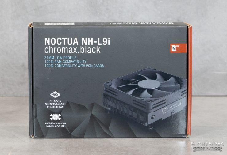 NH-L9I chromax.black - Embalaje 1