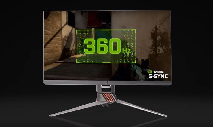 Nvidia G Sync 360 Hz Asus ROG Switft 360 740x443 0