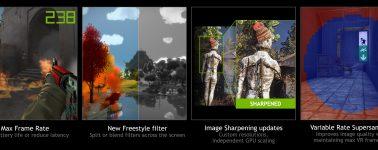Nvidia lanza sus controladores gráficos CES Game Ready (GeForce 441.87 WHQL)
