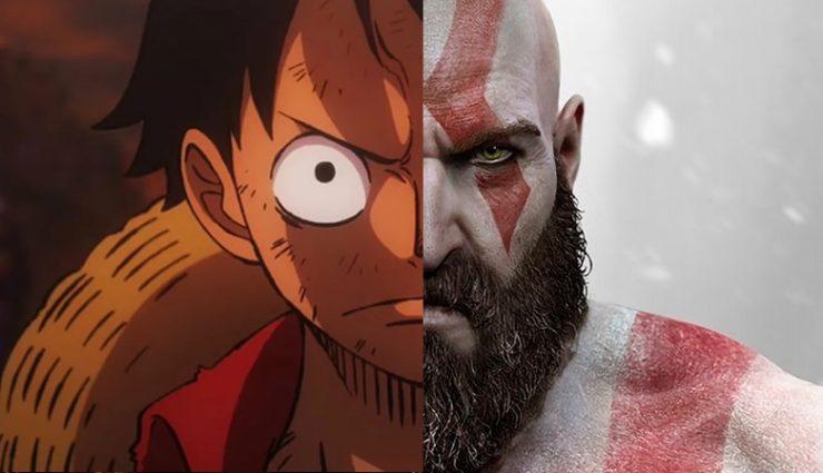 OnePiece y God of War