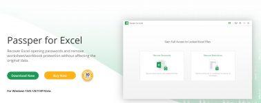 Review: Passper for Excel – Como recuperar contraseñas y quitar restricciones de Excel