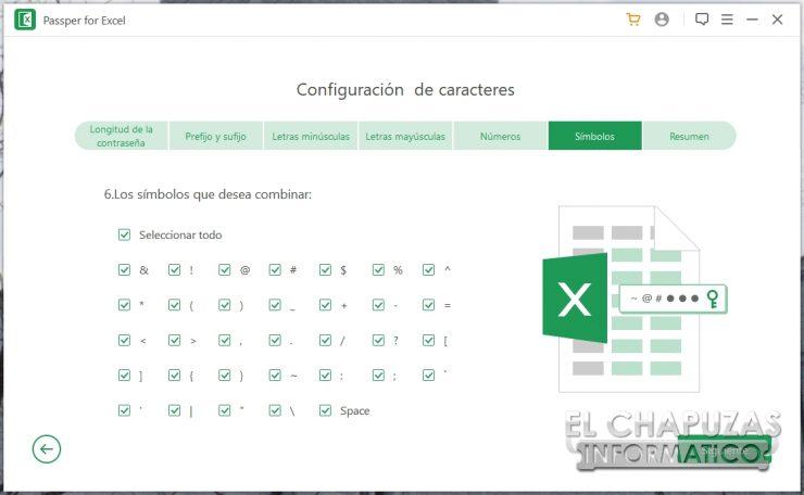 Passper for Excel 12