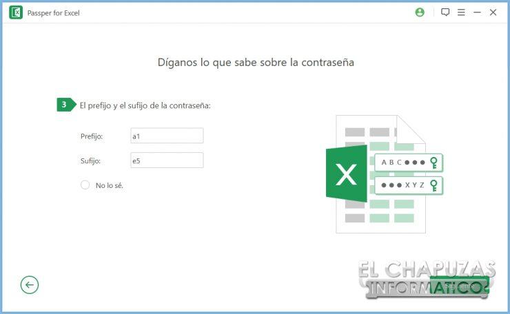 Passper for Excel 15