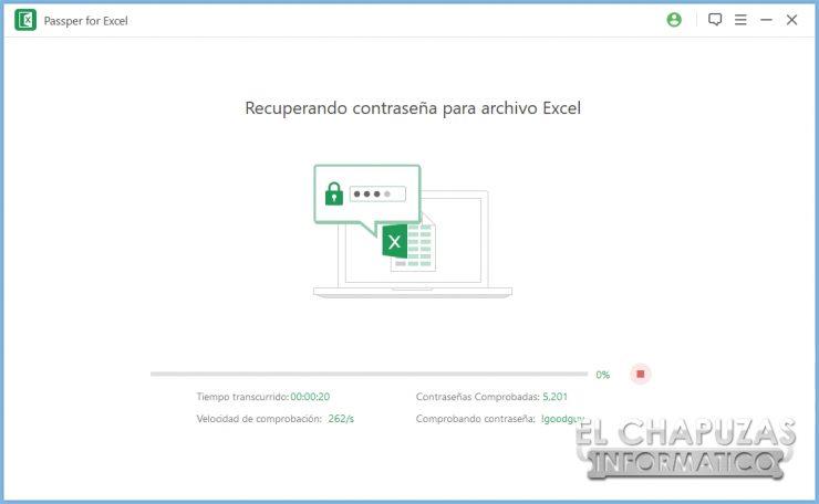 Passper for Excel 19