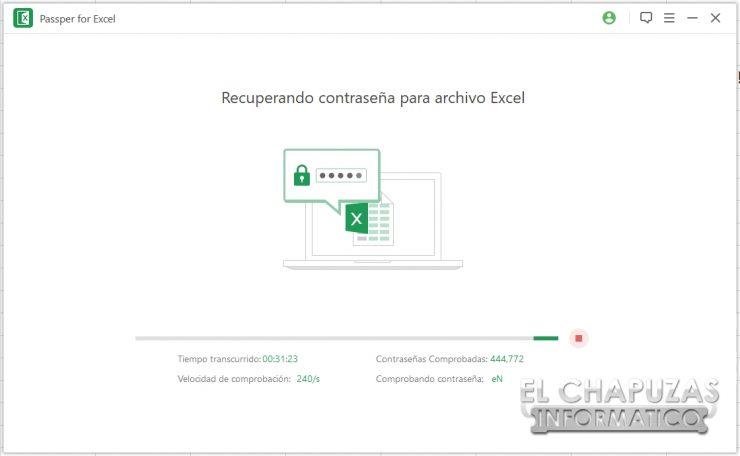 Passper for Excel 5