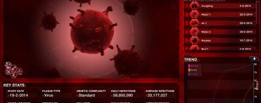 El coronavirus catapulta las descargas del juego Plague Inc.
