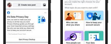 Facebook animará en breve a revisar sus ajustes de privacidad a 2.000 millones de usuarios