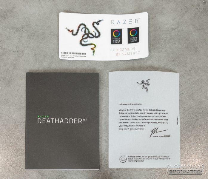 Razer Deathadder V2 - Embalaje 4