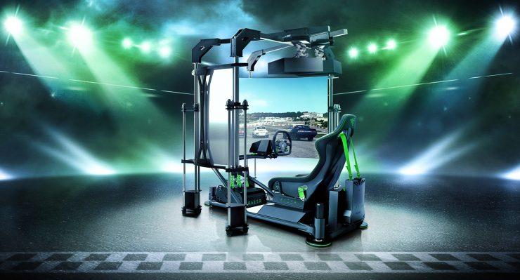 eRacing Simulator