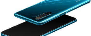 Realme X50 5G: 6.57″ @ 120 Hz, Snapdragon 765G, 5G y 6x cámaras por 320 euros