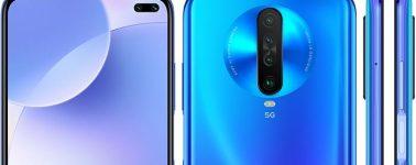 Xiaomi muestra su Redmi K30 5G alcanzando una tasa de refresco de 144 Hz
