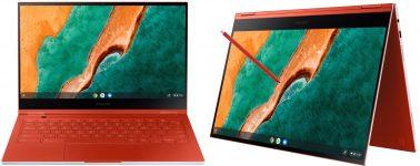 Samsung Galaxy Chromebook: Un Chromebook con panel AMOLED 4K y un Intel Core de 10ª Gen