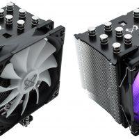Scythe Mugen 5 Black RGB Edition: Combinando el negro con hasta 16.8 millones de colorines