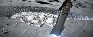 SpaceX planea enviar un millón de personas a Marte antes de 2050