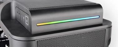 Thermaltake Level 20 RS ARGB: Semitorre con alto flujo de aire y claro, iluminación ARGB