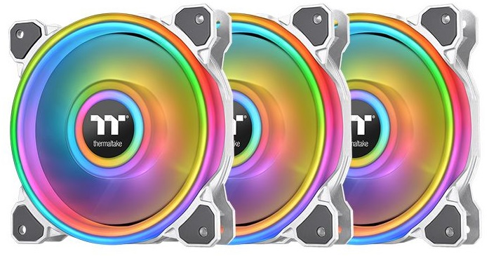 Thermaltake Riing Quad 12 RGB Radiator 0