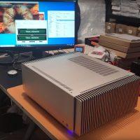 Truemetal UP10: Refrigerando un AMD EPYC y una GeForce RTX 2070 de forma pasiva