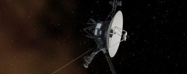 La NASA tratará de solucionar un error en la Voyager 2 que desactivó algunos de sus sensores