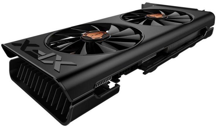 XFX Radeon RX 5600 XT THICC II Pro