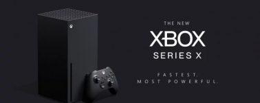 Microsoft revelará más detalles de su Xbox Series X el próximo 18 de Marzo